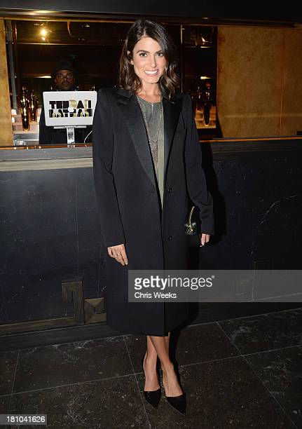 Actress Nikki Reed attends the Hakkasan Beverly Hills Preview Event with Vallure Vodka at Hakkasan Beverly Hills on September 18 2013 in Beverly...