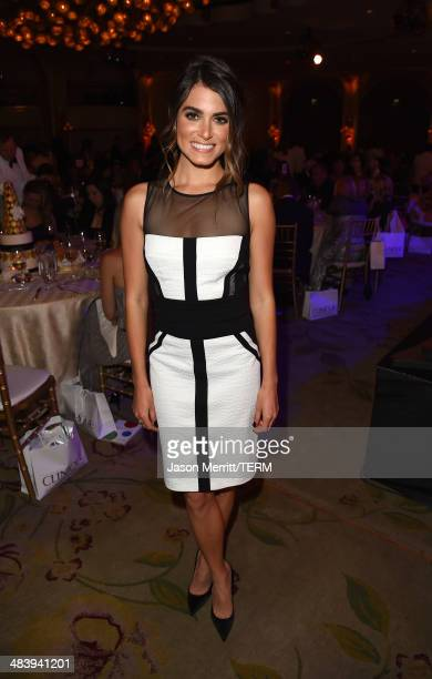 Actress Nikki Reed attends The Kaleidoscope Ball – Designing the Sweet Side of LA benefiting the UCLA Children's Discovery and Innovation Institute...