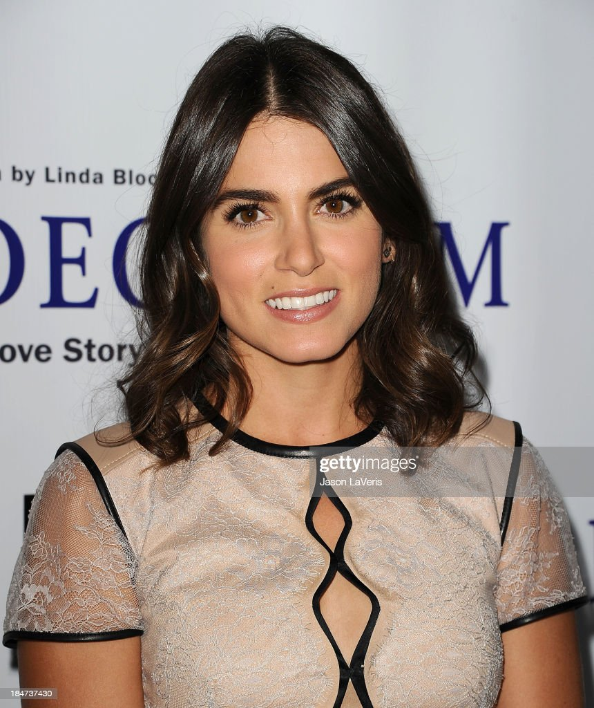 Actress Nikki Reed attends the premiere of 'Bridegroom' at AMPAS Samuel Goldwyn Theater on October 15, 2013 in Beverly Hills, California.