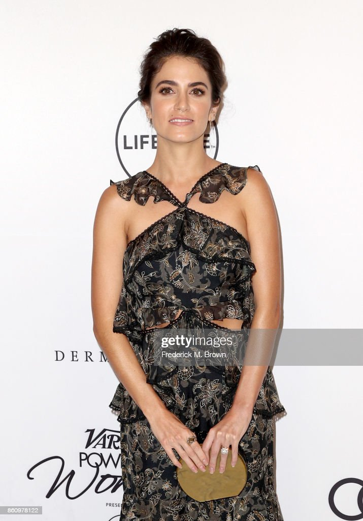 Actress Nikki Reed attends the Variety's Power Of Women at the Beverly Wilshire Four Seasons Hotel on October 13, 2017 in Beverly Hills, California.