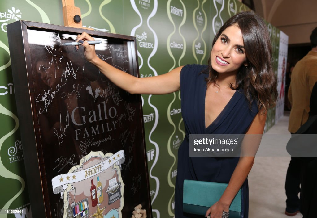 Actress Nikki Reed attends Variety & Women In Film Pre-Emmy Event presented by Yoplait Greek at Scarpetta on September 20, 2013 in Beverly Hills, California.
