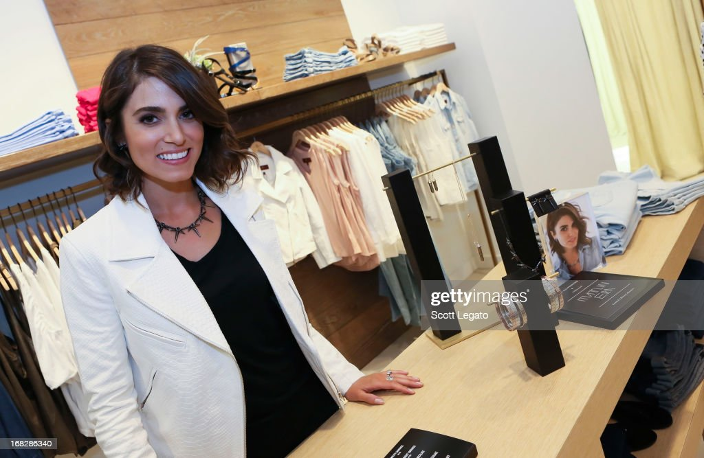 7 For All Mankind x Nikki Reed Jewelry Collection Launch