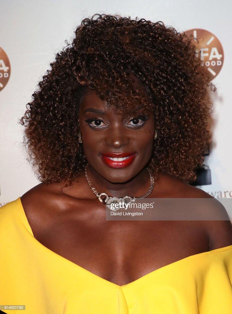 45th Annual Annie Awards - Arrivals : News Photo