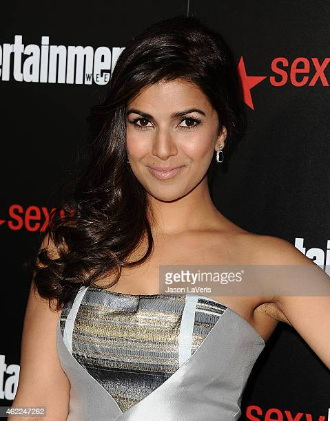Actress Nimrat Kaur attends the Entertainment Weekly celebration honoring nominees for the Screen Actors Guild Awards at Chateau Marmont on January...