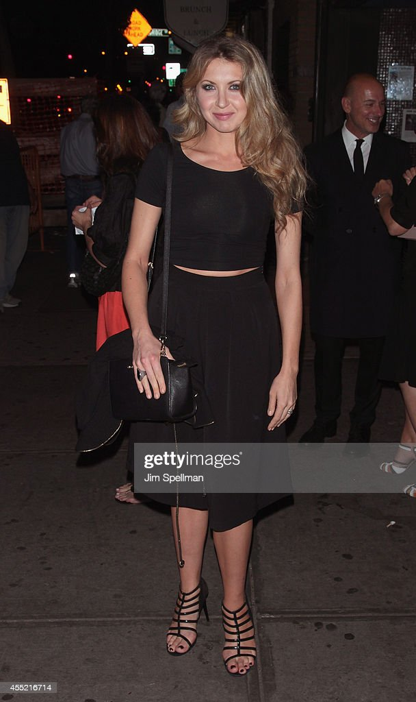 """Prada And The Cinema Society Host A Screening Of The Weinstein Company's """"The Disappearance Of Eleanor Rigby"""" - Outside Arrivals"""