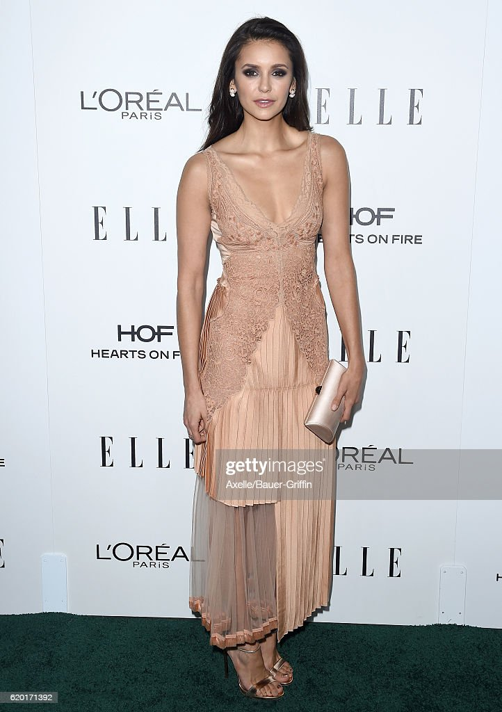 23rd Annual ELLE Women In Hollywood Awards : News Photo