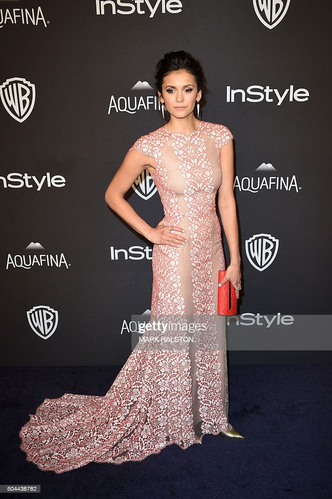 US-ENTERTAINMENT-FILM-GOLDEN GLOBE-AFTER PARY : News Photo