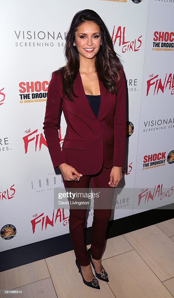"""Premiere Of Vertical Entertainment's """"The Final Girls"""" - Arrivals"""