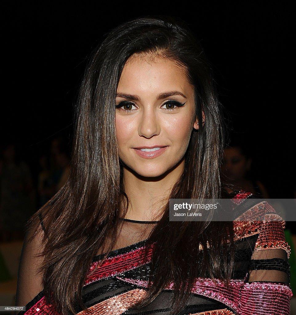 Teen Choice Awards 2015 - Green Room : News Photo