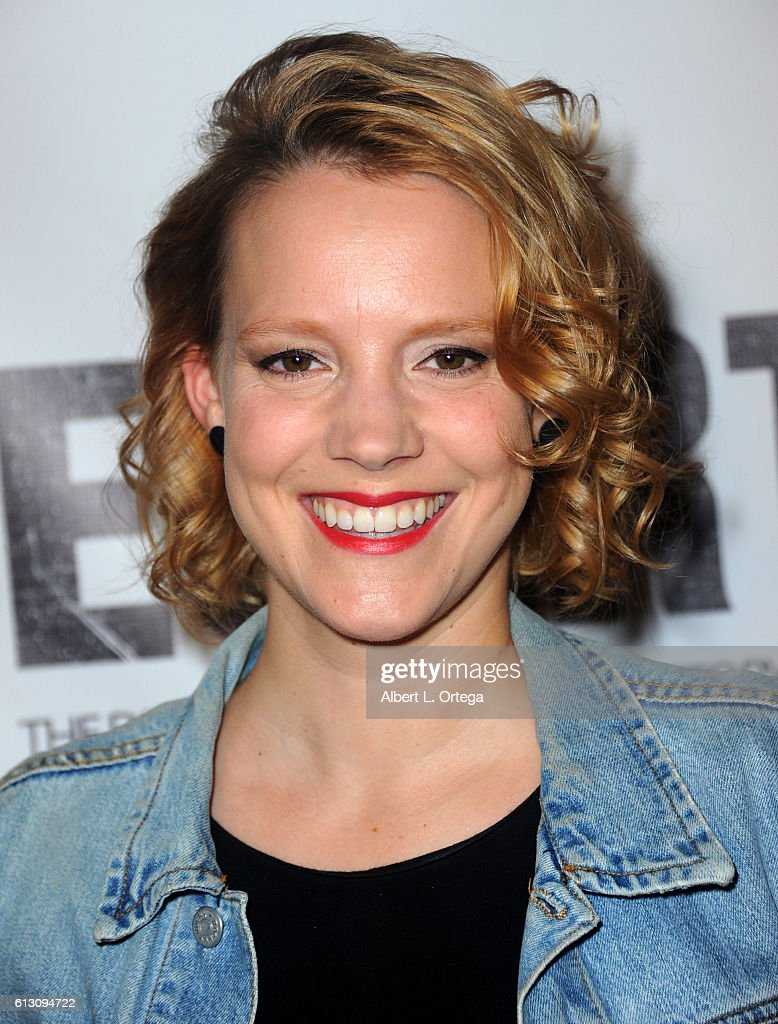"Premiere Of Winterstone Pictures' ""Deserted"" - Arrivals : News Photo"