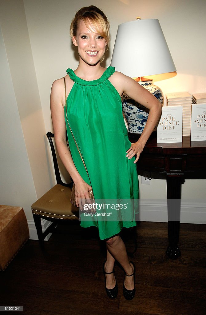 The Park Avenue Diet Launch Party : News Photo