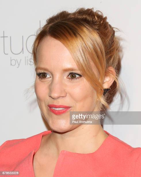 Actress Nina Rausch attends the premiere party for This Is LA at Yamashiro Hollywood on May 3 2017 in Los Angeles California