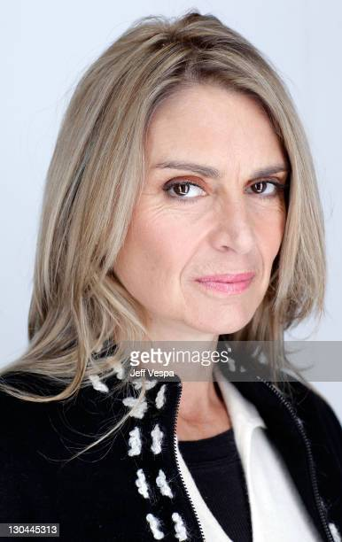 Actress Ninon del Castillo poses for a portrait during the 2010 Sundance Film Festival held at the WireImage Portrait Studio at The Lift on January...