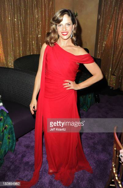 Actress Noa Tishby attends the official HBO SAG Awards after party held at at Spago on January 29 2011 in Beverly Hills California