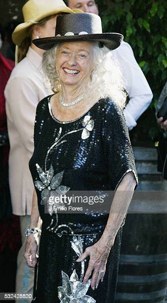 Actress Noel Neill arrives at the 22nd Annual Golden Boot Awards held at the Sheridan Universal Hotel The awards were established in 1982 to pay...