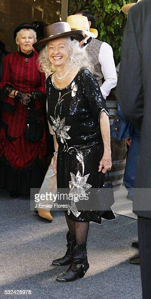 Actress Noel Neill arrives at the 22nd Annual Golden Boot Awards held at the Sheridan Universal Hotel Neill is one of several actresses who will be...
