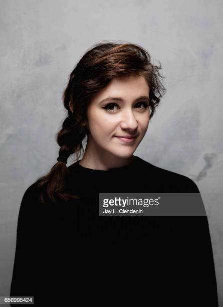 Actress Noel Wells from the film The Incredible Jessica James is photographed at the 2017 Sundance Film Festival for Los Angeles Times on January 21...