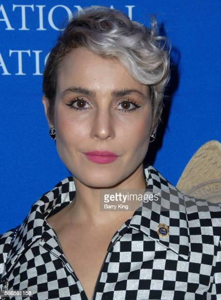 Actress Noomi Rapace attends DEA Educational Foundation Event at The Beverly Hilton Hotel on October 26 2017 in Beverly Hills California