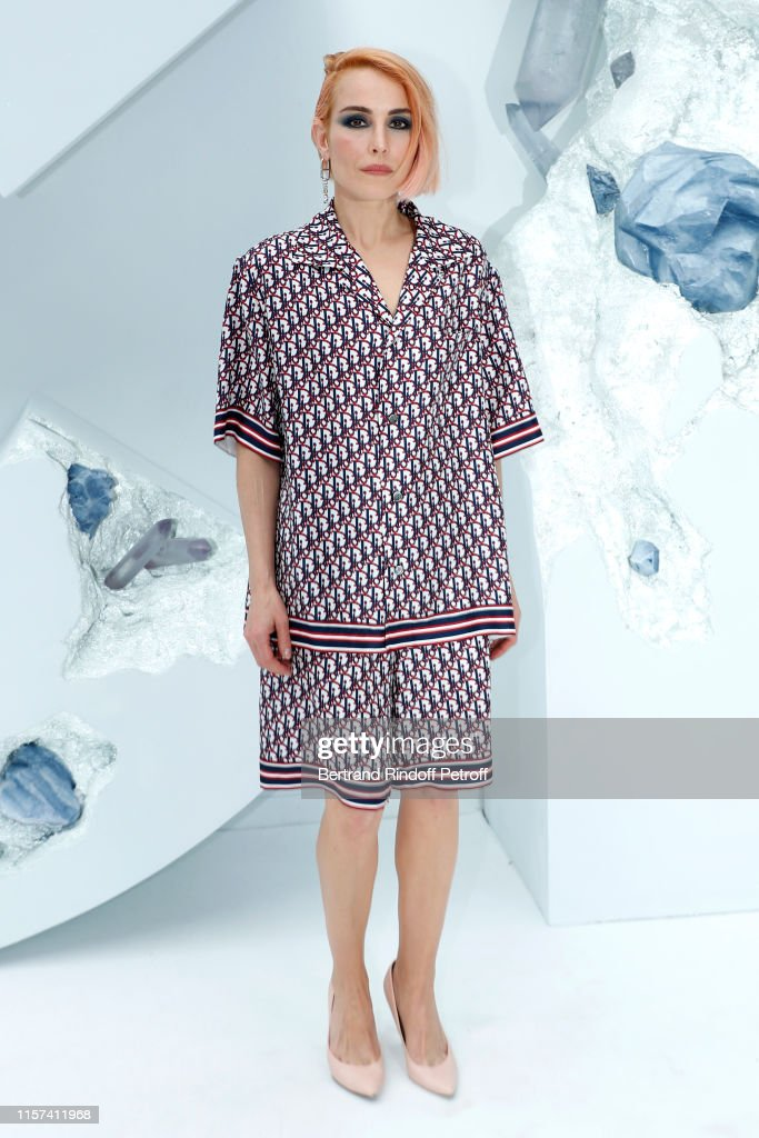 Dior Homme : Front Row - Paris Fashion Week - Menswear Spring/Summer 2020 : News Photo