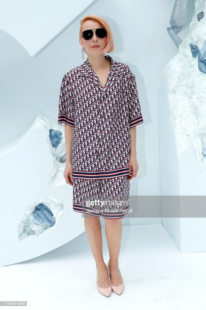Dior Homme : Front Row - Paris Fashion Week - Menswear Spring/Summer 2020 : ニュース写真