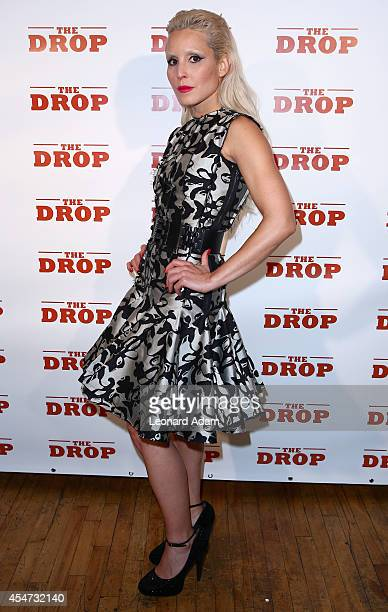 Actress Noomi Rapace attends The Drop after party during the 2014 Toronto International Film Festival at CIBO on September 5 2014 in Toronto Canada