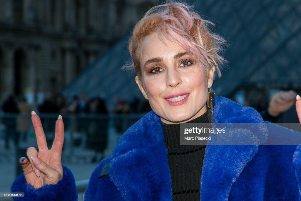 Louis Vuitton : Outside Arrivals - Paris Fashion Week Womenswear Fall/Winter 2018/2019 : News Photo
