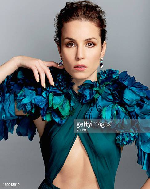Actress Noomi Rapace is photograpged for Black Book Magazine on August 31 2011 in Los Angeles California