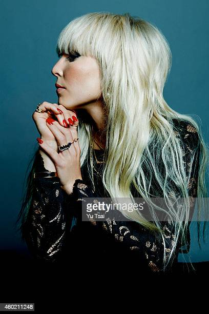 Actress Noomi Rapace is photographed for Variety on September 6 2014 in Toronto Ontario
