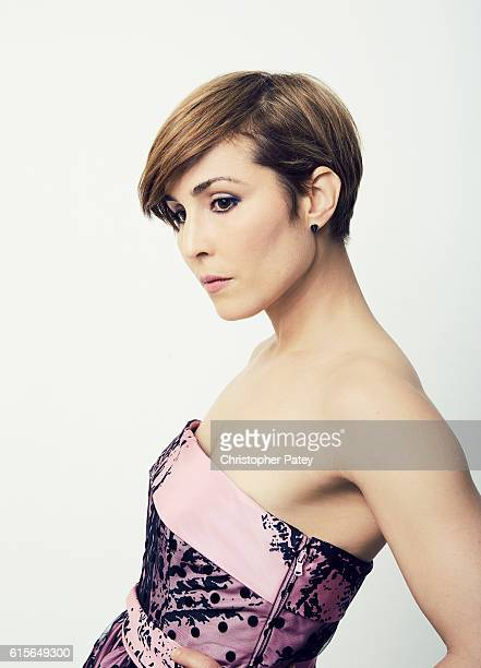 Actress Noomi Rapace poses for a portrait at the 2016 American Cinematheque Awards on October 14 2016 in Beverly Hills California