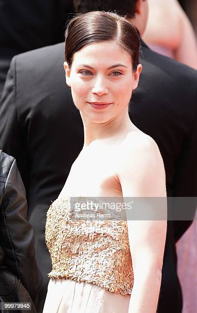 Actress Nora Von Waldstaetten attend the Carlos Premiere at the Palais des Festivals during the 63rd Annual Cannes Film Festival on May 19 2010 in...