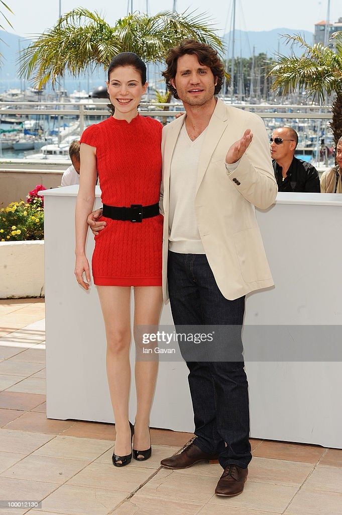 Actress Nora Von Waldstatten and Actor Edgar Ramirez attend the 'Carlos' Photocall at the Palais des Festivals during the 63rd Annual Cannes Film Festival on May 20, 2010 in Cannes, France.