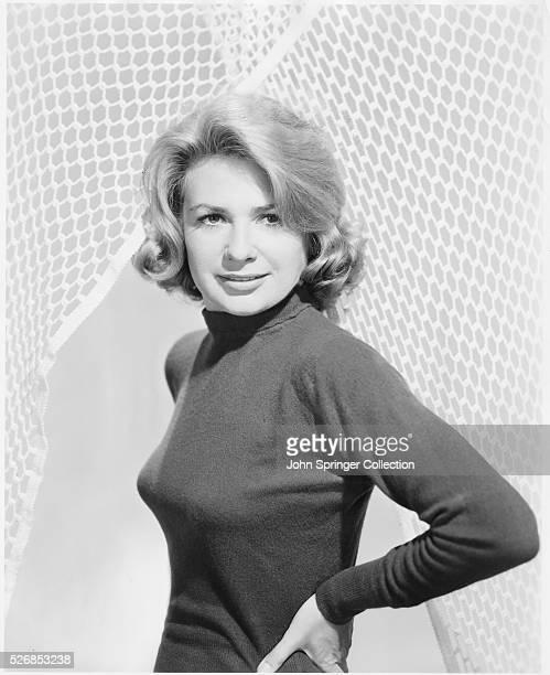 Actress Norma Crane