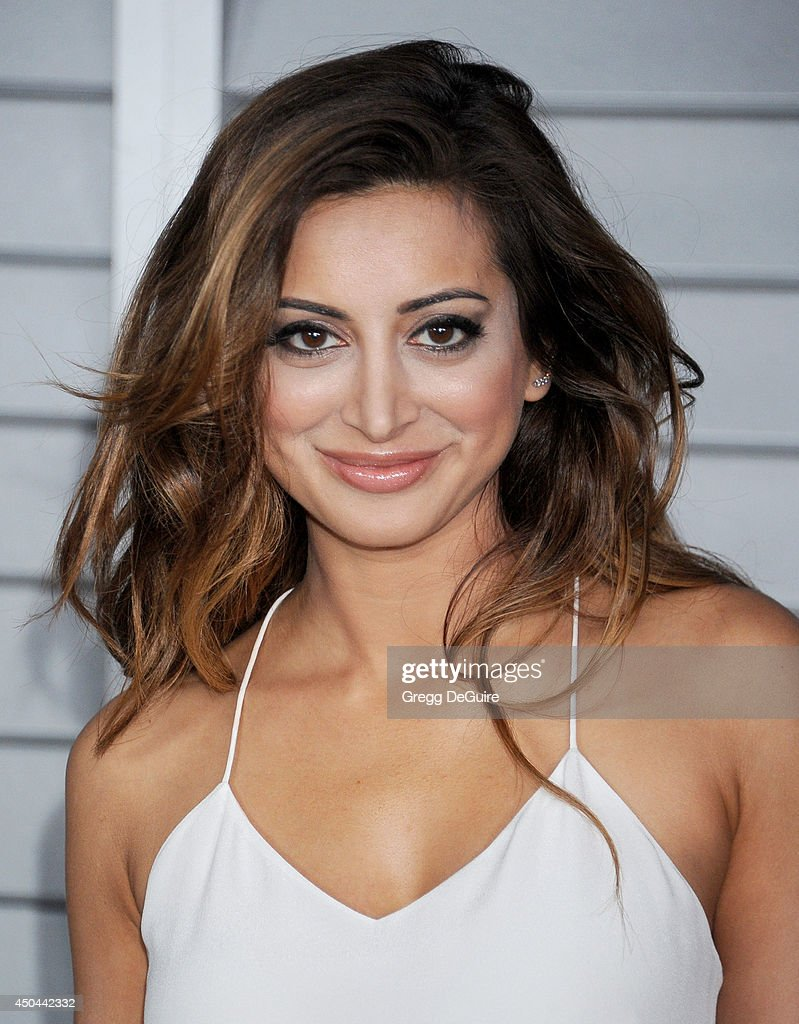 Actress Noureen DeWulf arrives at the MAXIM Hot 100 celebration event at Pacific Design Center on June 10, 2014 in West Hollywood, California.