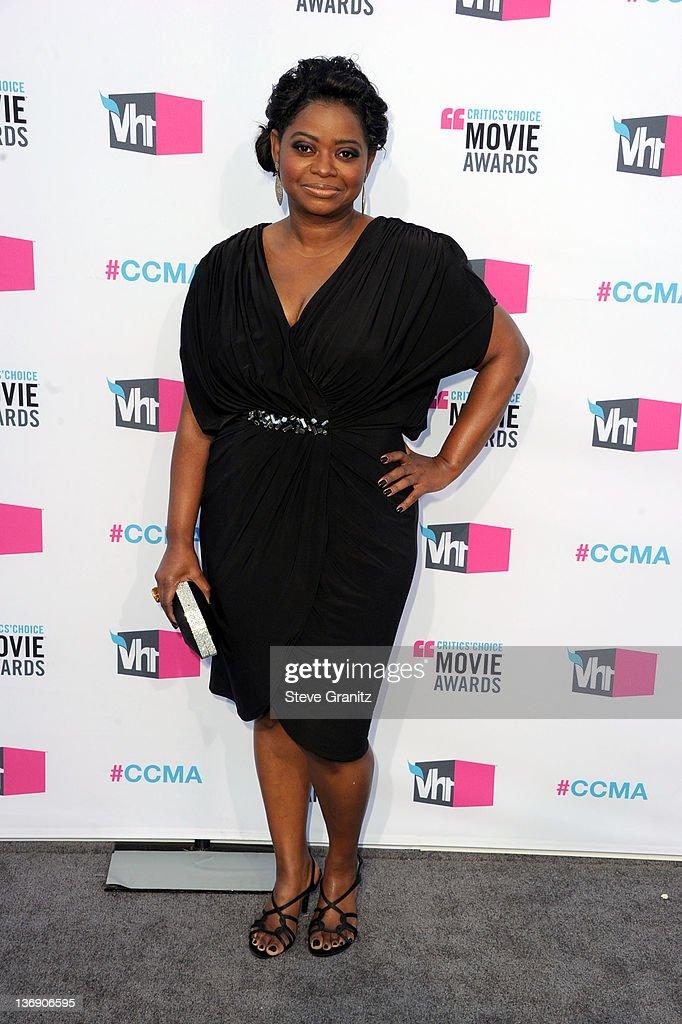 17th Annual Critics' Choice Movie Awards - Arrivals : News Photo