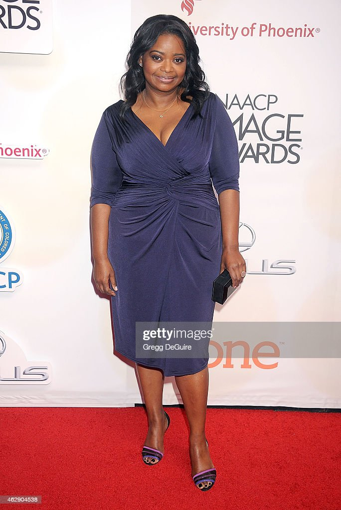 46th Annual NAACP Image Awards - Arrivals : News Photo