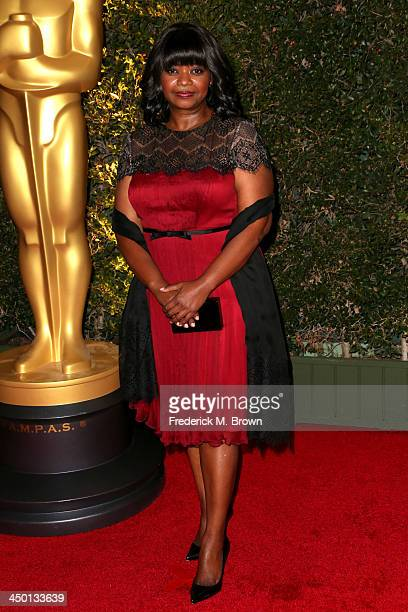 Actress Octavia Spencer arrives at the Academy of Motion Picture Arts and Sciences' Governors Awards at The Ray Dolby Ballroom at Hollywood Highland...
