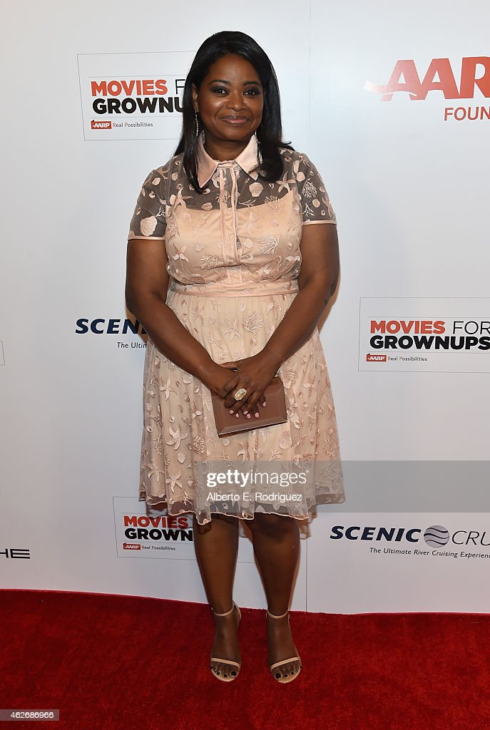 AARP The Magazine's 14th Annual Movies For Grownups Awards Gala - Red Carpet : News Photo