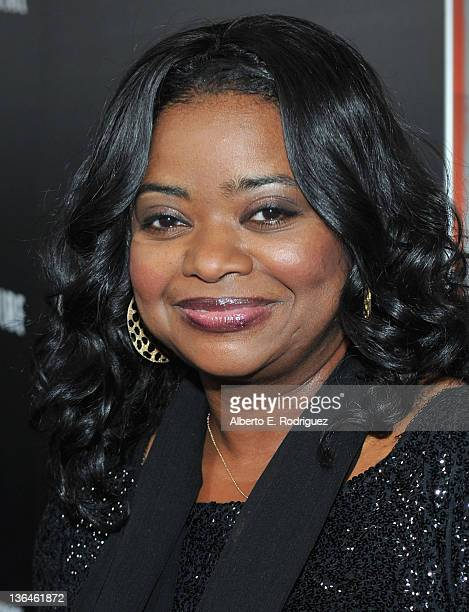 Actress Octavia Spencer arrives to the premiere of Relativity Media's Haywire at DGA Theater on January 5 2012 in Los Angeles California