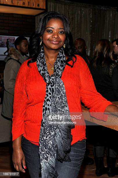 Actress Octavia Spencer attends Day 2 of Village At The Lift 2013 on January 19 2013 in Park City Utah
