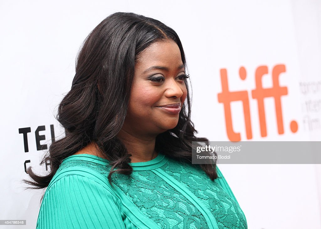 Actress Octavia Spencer attends the 'Black And White' premiere during the 2014 Toronto International Film Festival at Roy Thomson Hall on September 6, 2014 in Toronto, Canada.