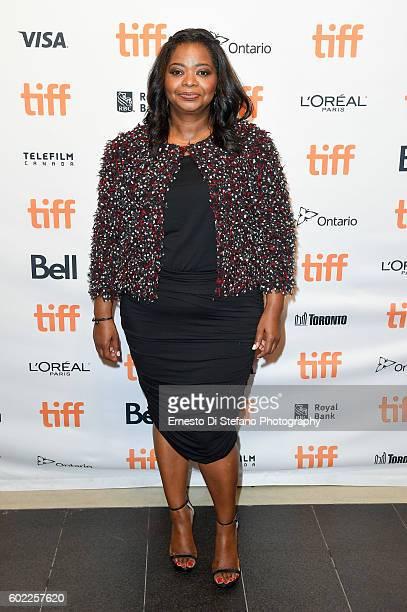 Actress Octavia Spencer attends the 'Hidden Figures' premiere during the 2016 Toronto International Film Festival at TIFF Bell Lightbox on September...