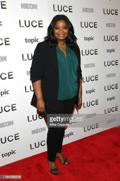 """Actress Octavia Spencer attends the """"Luce"""" New York Premiere at the Whitby Hotel on July 24, 2019 in New York City."""