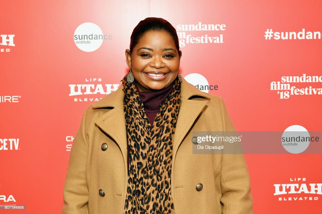 Actress Octavia Spencer attends the Power Of Story Panel: Culture Shift during the 2018 Sundance Film Festival at Egyptian Theatre on January 19, 2018 in Park City, Utah.