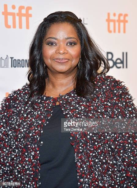 Actress Octavia Spencer attends the premiere of Hidden Figures during the 2016 Toronto International Film Festival at TIFF Bell Lightbox on September...