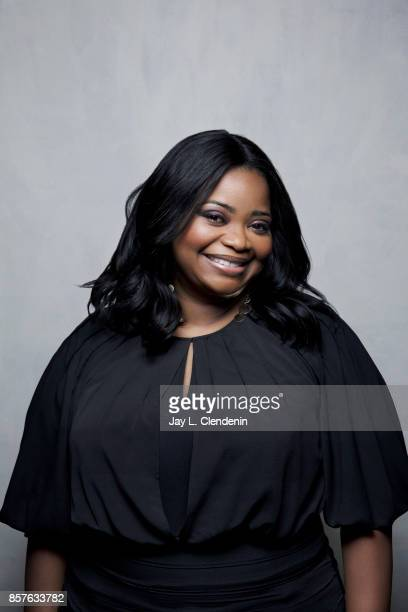Actress Octavia Spencer from the film 'The Shape of Water' poses for a portrait at the 2017 Toronto International Film Festival for Los Angeles Times...