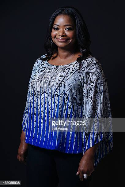Actress Octavia Spencer is photographed for a Portrait Session at the 2014 Toronto Film Festival on September 7 2014 in Toronto Ontario
