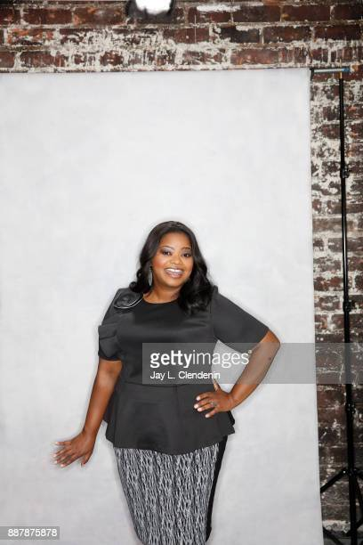Actress Octavia Spencer is photographed for Los Angeles Times on October 18 2017 in Los Angeles California PUBLISHED IMAGE CREDIT MUST READ Jay L...