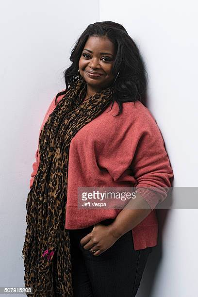 Actress Octavia Spencer of 'The Free World' poses for a portrait at the 2016 Sundance Film Festival on January 25 2016 in Park City Utah
