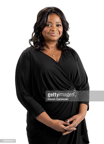 Actress Octavia Spencer poses for a portrait during the 84th Academy Awards Nominations Luncheon at The Beverly Hilton hotel on February 6, 2012 in...
