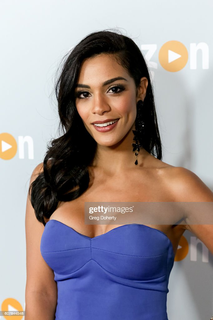 Actress Odelya Halevi arrives at the Amazon's Emmy Celebration at the Sunset Tower Hotel on September 18, 2016 in West Hollywood, California.